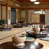 Zen Restaurant, Ryoan-ji (Zen Temple), Kyoto, Japan