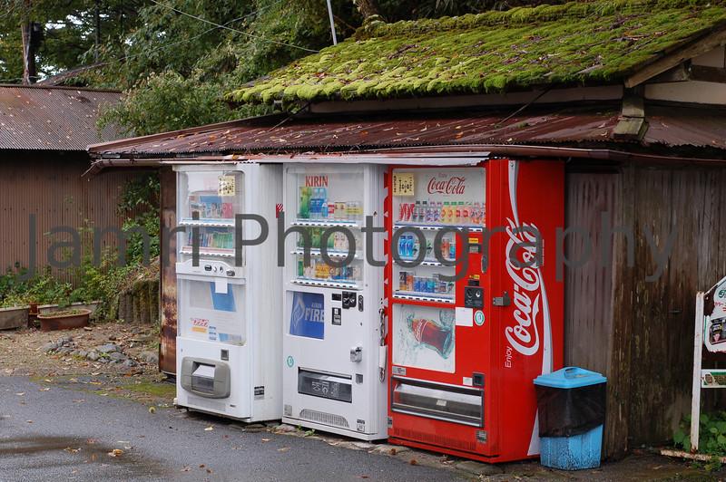 Commercialisation, Hiei-zan, Shiga-ken, Japan
