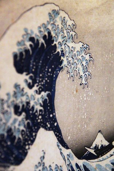 the great wave off kanagawa, katsushika hokusai / 神奈川沖浪裏、葛飾北斎
