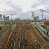 Minami-Senju Railroad Tracks 6
