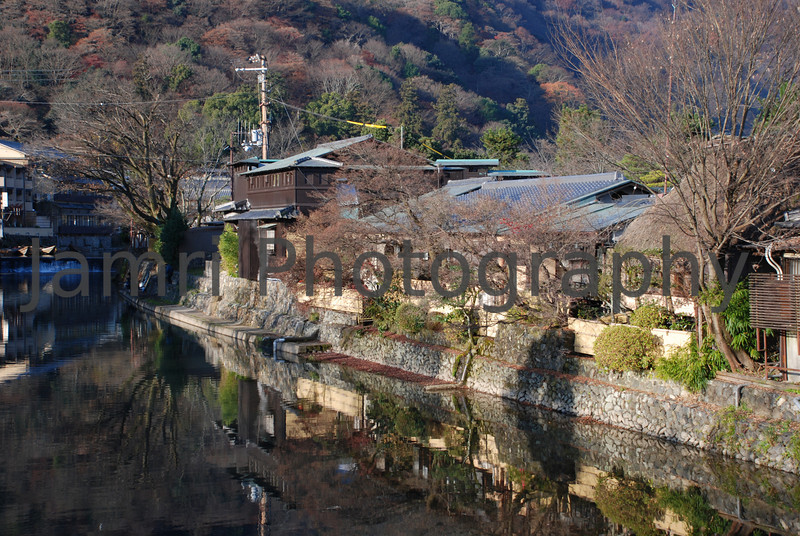 """Early Morning Reflections"", Arashiyama, Kyoto-fu, Japan"