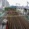 Minami-Senju Railroad Tracks 3
