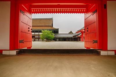 Emperor's palace Kyoto