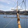 Ashi lake, Hakone Japa