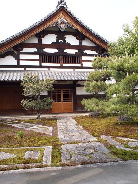Kyoto buildings