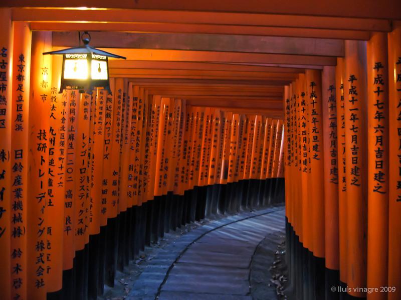 fushimi inari taisha, fushimi-ku, kyoto / 伏見稲荷大社、伏見区、京都