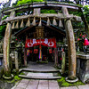 Sub-shrine of Fushimi Inari Taisha Shrine 14