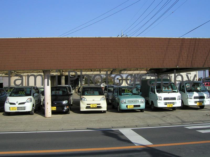 Square Cars for Sale, Gunma-ken, Japan