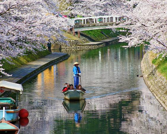 Matsukawa River, Toyama Japan