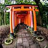 Fushimi Inari Taisha Shrine Torii Gates 12