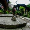 Cat at Sub-shrine of Fushimi Inari Taisha Shrine 4
