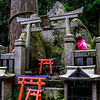 Sub-shrine of Fushimi Inari Taisha Shrine 16
