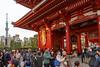 Tokyo - Asakusa Kannon (Senso-ji) Temple