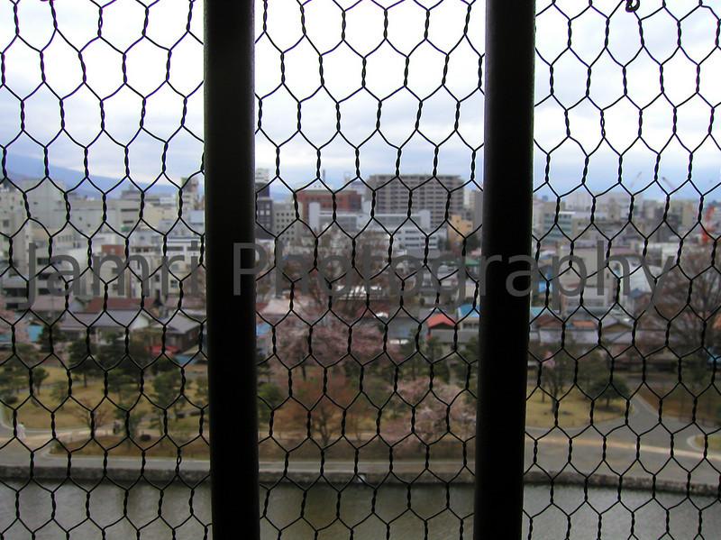 Castle View, Matsumoto, Nagano-ken, Japan