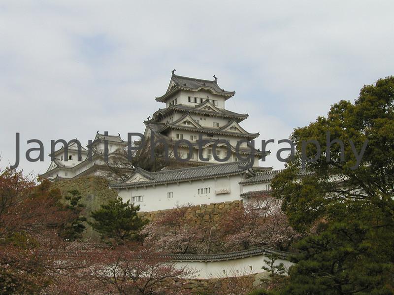 Himeji Castle, Himeji, Hyogo-ken, Japan