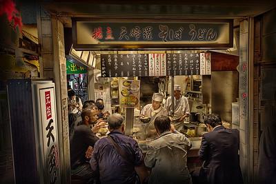 Noodles Up, Tokyo