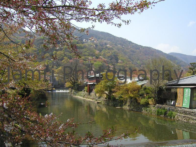 Arashiyama, Kyoto-fu, Japan
