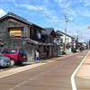 Traditional Part of Town, Omi-Imazu, Shiga-ken, Japan