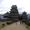 At Matsumoto Castle, Matsumoto, Nagano-ken, Japan
