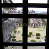 Through the castle window, Matsumoto, Nagano-ken, Japan