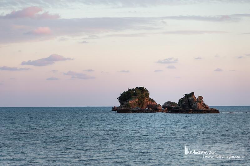 henza island, / 平安座島