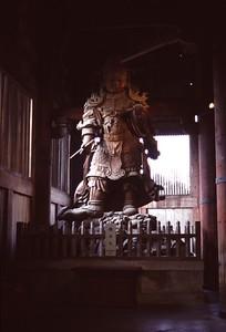 Nara statue 1