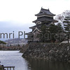 Matsumoto Castle and Moat, Matsumoto, Nagano-ken, Japan