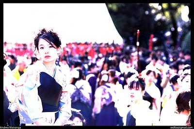 Kyudo Overexposure