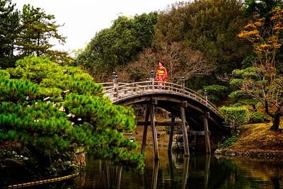 A leasurely stroll through Ritsurin Garden (Takamatsu, Japan)