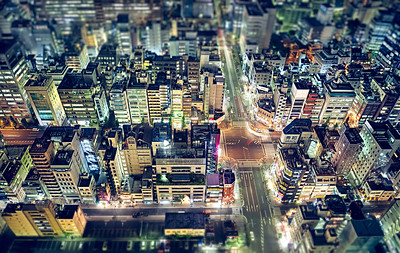 Tokyo from Above