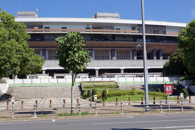 Olumpic Stadion 1964