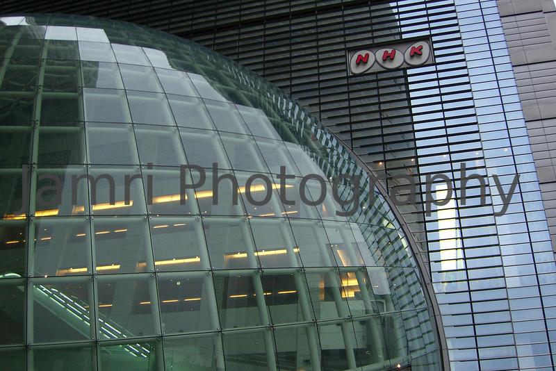 NHK Building, Osaka, Japan