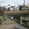 Bridge in Matsumoto, Nagano-ken, Japan