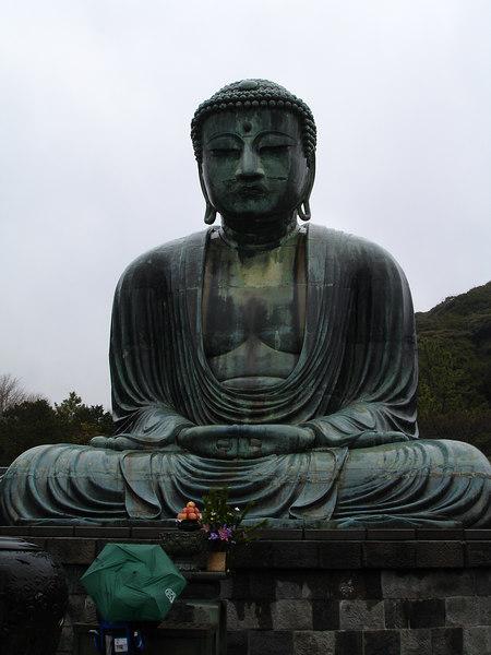 Daibutsu, in Kamakura