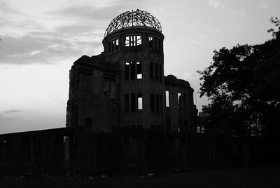 The 'A-Bomb Building' Hiroshima, Japan