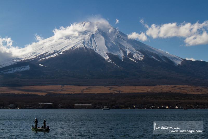 yamanakako / 山中湖