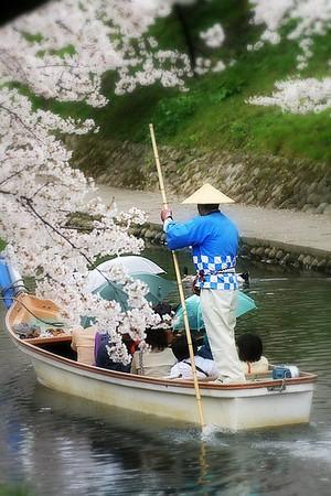 Matsukawa River Toyama Japan