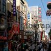 Busy Street, Shinsaibashi, Osaka, Japan