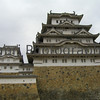 Himeji Castle Up Close, Hyogo-ken, Japan