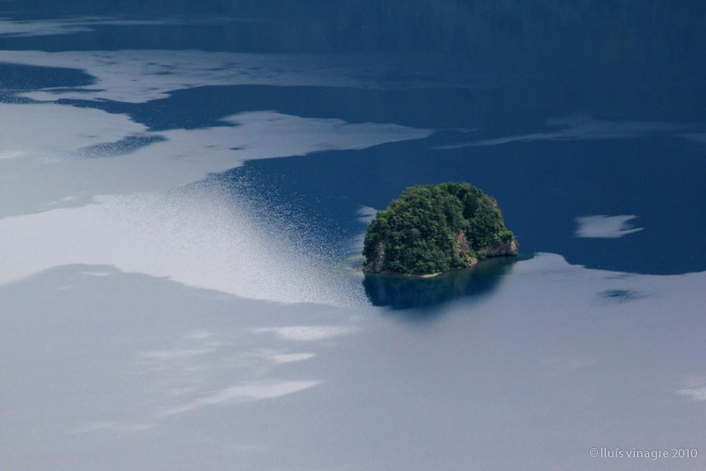 lake mashu (mashuko) / 摩周湖