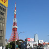 Tokyo Tower - Taller and lighter than the Eiffel Tower
