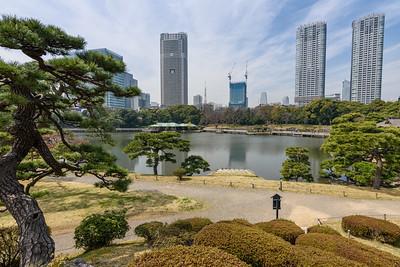 Hamarikyu Gardens || Tokyo