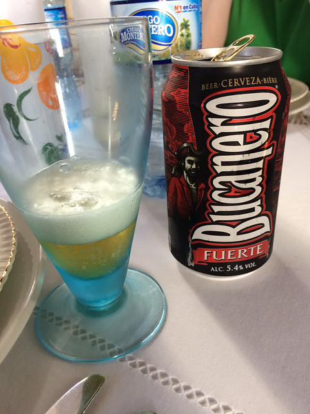 Bucanero Beer