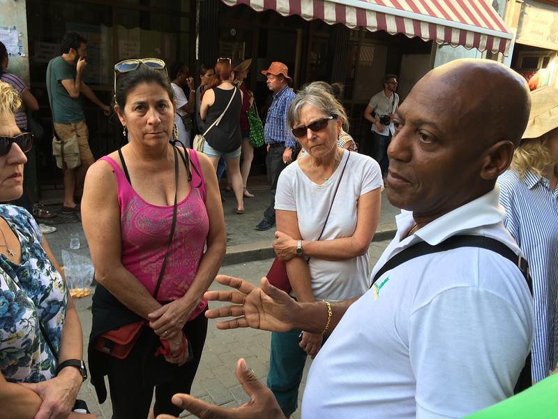 Tour Guide Raul - Old Havana Tour