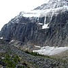 Trail to Edith Cavell in Jasper Natl Park
