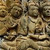 Buddhist vision of the cosmos at Borobudur.