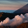 Mount Bromo, Mount Semeru and Mount Batok, Java
