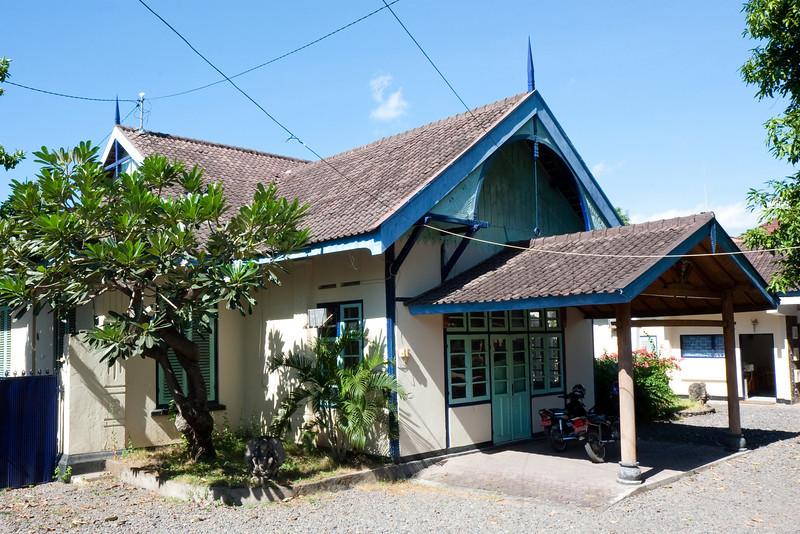Dutch colonial buildings, Jl.Imam Bonjol, Singaraja