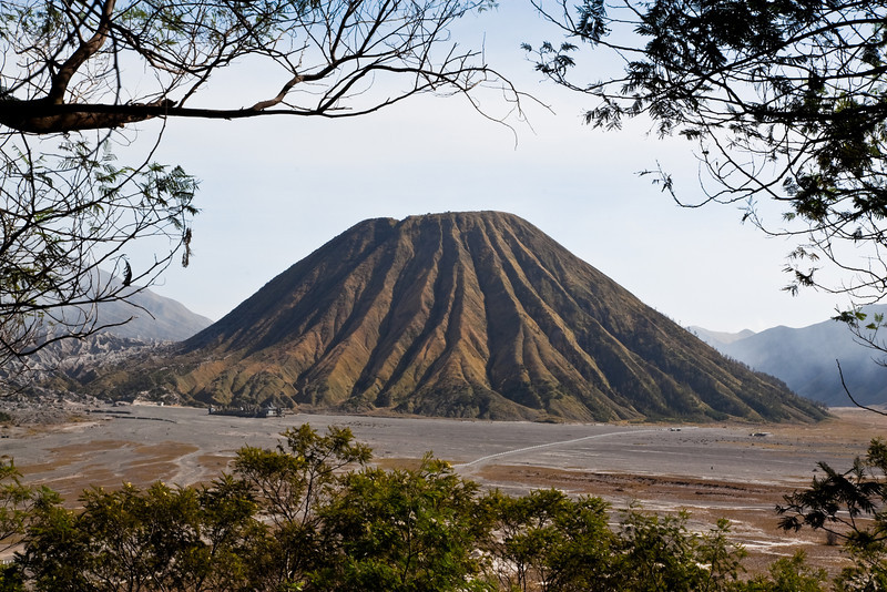 Mount Batok, Java