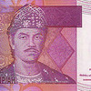 This 10,000 rupiah bill is worth about $1.10.